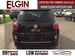 2015 FIAT 500L Lounge***Leather,Pano,Navi,B-up Cam*** London Ontario image 6