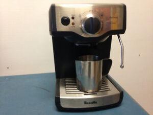 cafetière à espresso Breville