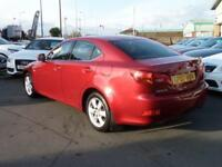 2007 Lexus IS 220d 4dr 4 door Saloon