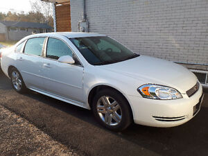 2012 Chevrolet Impala LT Sedan - Safety & E-tested