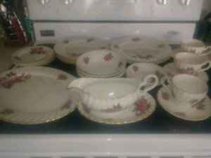 Johnson's brothers China set