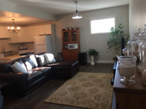 Executive Basement Suite For Rent in Peace River