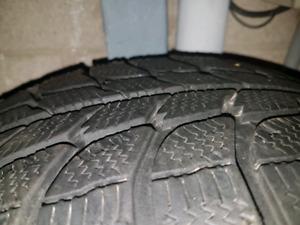 235/45 R17 Michelin  winter tires