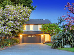 Contemporary Sidney Waterfront Home (3 Bed/3 Bath)