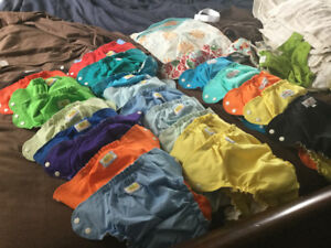 Large Cloth Diaper Lot -Best Offer