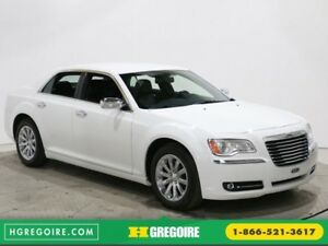 2011 Chrysler 300 Limited CUIR MAGS CAM DE RECULE BLUETOOTH