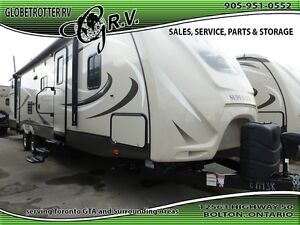 2016 Sunset Trail Super Lite ST330BH - 2 BEDROOM WITH OUTSIDE KI