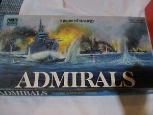Admirals board game vintage and complete Kitchener / Waterloo Kitchener Area image 1