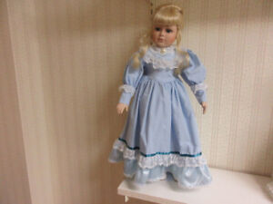 Century Collection Doll school girl