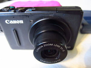 Canon S100, 12 meg pocket camera