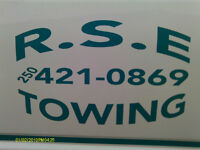 ''TOWING'' for unwanted vehicles.!! R.S.E. TOWING !!