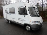 **Deposit Taken**Hymer B584 2002 3 Berth A Class Rear Kitchen Motorhome