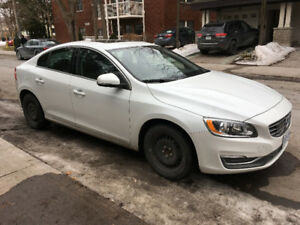 2015 Volvo S60 T5 Premier Plus Sedan (W WINTER TYRES)