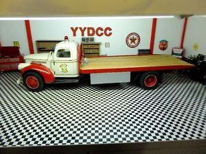 1/18 DIECAST CAMION PLATE-FORME