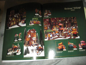 SPECIAL CHRISTMAS HOUSES, DEPT. 56, DICKENS VILLAGE PCS.