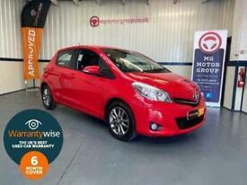 image for 2014 Toyota Yaris VVT-I ICON PLUS Hatchback Petrol Manual
