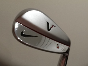 mens nike victory red forjed tiger woods blades iron set