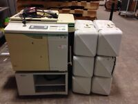 FREE Risograph printer with ink drums