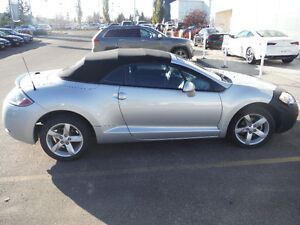 ONE OWNER/2008 Mitsubishi Eclipse Convertible