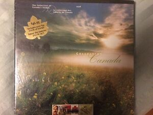 Canadian Stamp Collectible Albums