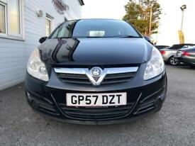 Vauxhall Corsa Breeze 5dr PETROL MANUAL 2007/57