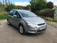 2006 Ford S-MAX 1.8TDCi ( 125ps ) 6sp Zetec 7 seater