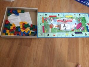 childrens board games for $5 or $15 for all  4