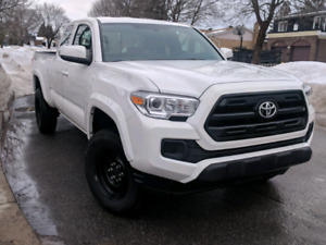 2017 toyota tacoma manual lease transfer
