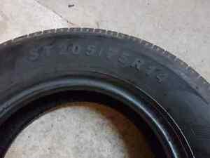 205/75R14 Trailer Tires Road Rider Peterborough Peterborough Area image 2