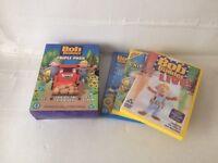 BOB THE BUILDER DVD Box Set.