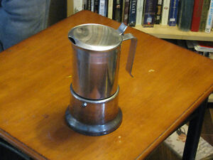 Vintage Espresso maker stovetop made in Italy