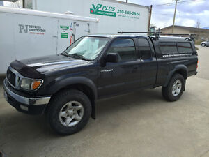 2001 Toyota Tacoma extend a cab  4x4 Pickup Truck