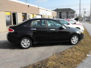 2010 FOCUS SE  LOADED  AUTO  SAFETIED & E-TESTED   SALE !!