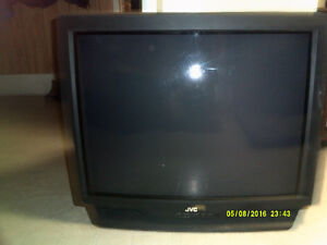 JVC COLOR TV