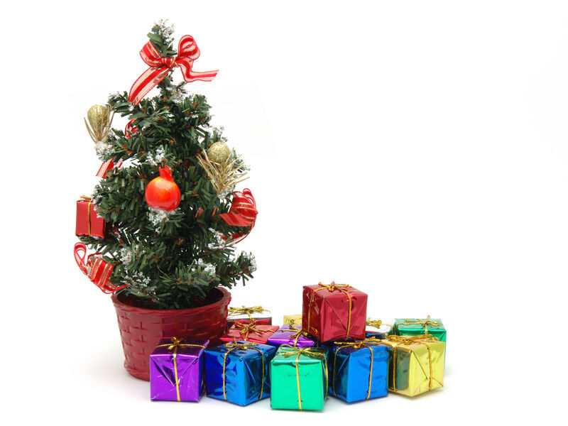 DIY: Mini-Christmas Trees