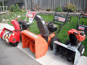 SNOWBLOWER  8 HP up to 10.5 HP Snow Blower