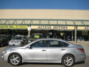 2013 Nissan Altima SL, Leather, Sunroof, Camera, Extra Clean