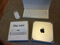 Mac Mini 2.0GHz Quad-Core i7 - Two 500GB HardDrives