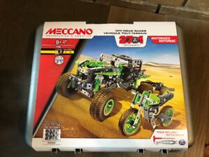 Meccano motorized - 27 in 1