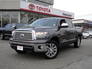 2013 Toyota Tundra Crewmax Platinum Navigation Package