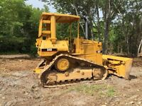 CAT D4H Hightack Dozer