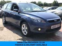 2010 FORD FOCUS ZETEC 1.6 AUTO FULL SERVICE HISTORY 2 KEYS LONG MOT 5DR 100 BHP