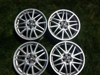 17 inc wheels for Jetta or Golf