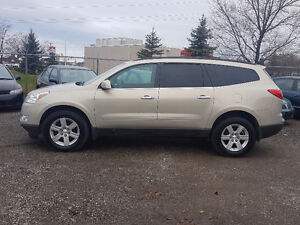 2011 Chevrolet Traverse LT AWD CERTIFIED 2 YEARS WARRANTY Includ London Ontario image 4