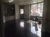 SHOP, OFFICE, STORAGE,BARBER, WORK SPACE TO LET - LOCATED IN RIVERSIDE - FLEXIBLE TERMS