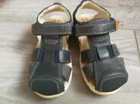 Biomecanics sandals