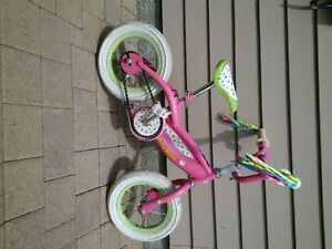 Hello Kitty little girls bike