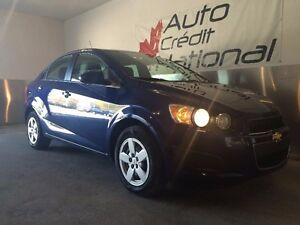 Chevrolet Sonic SEULEMENT 5995 $$ 2014