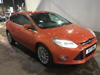 Ford Focus Titanium X Tdci Hatchback 1.6 Manual Diesel