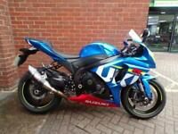 2016 SUZUKI GSX-R1000 GSXR INC LOADS OF YOSHI BITS INC R11 EXHAUST AND DB SCREEN, used for sale  St Helens, Merseyside